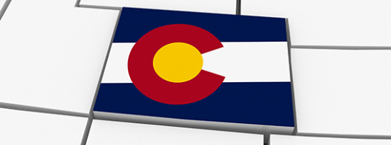 Colorado C flag