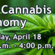"Webinar: ""The Cannabis Economy"" - April 18, 2019"